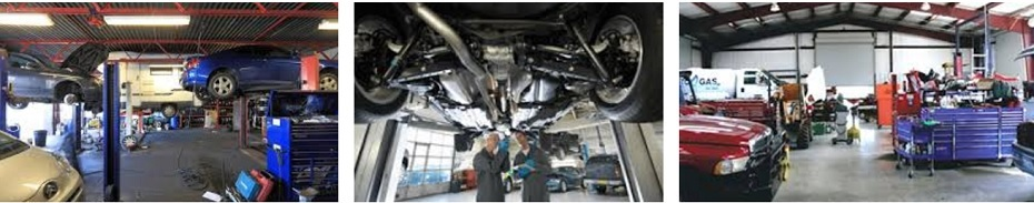 UK List Automobile Garage Services